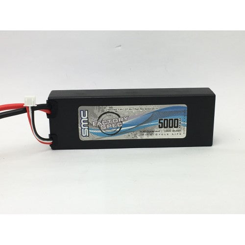 SMC Factory Spec 5000mAh-7.4V-50C