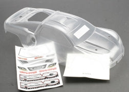 Traxxas TRA5320 Body, Revo (Platinum Edition) (clear, requires painting)/decal sheet