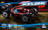 XRAY XB8E - 2019 SPECS - 1 / 8 ELECTRIC OFF-ROAD CAR (COMING FEBRUARY)