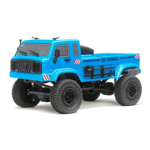 ECX - 1/24 Barrage UV 4WD Scaler Crawler RTR, Blue (ECX00019T1)