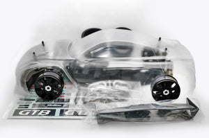HOBOA - [HB-GTLE] HYPER GTLE 1/8 ON-ROAD ELECTRIC 80% ARR (LONG CHASSIS)