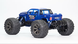 [HB-MTE2-C150BU] Hyper MT Plus II Monster Truck RTR- Blue Body - Race Dawg RC