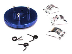 INTEGY EVOLUTION-5 CLUTCH CONVERSION SET FOR T-MAXX, REVO & SLAYER(BOTH) T3280BLUE