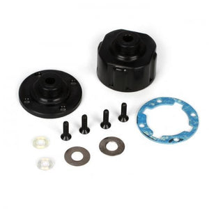 LOSI LOSB3542 Diff Housing & Seal Set 10-T