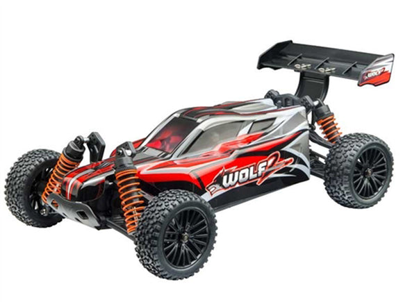 DHK - DHK8138   Wolf 2 Buggy RTR, 1/10 Scale, 4WD, w/ Battery, and Charger