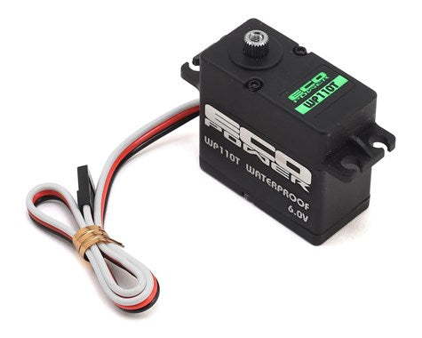 EcoPower WP110T Cored Waterproof High Torque Metal Gear Digital Servo - Race Dawg RC