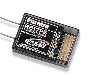 R617FS 2.4GHz FASST 7-Channel Receiver - Race Dawg RC