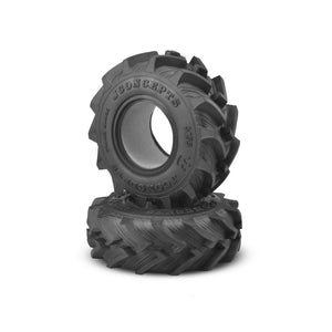"JConcepts - JCO315505   Fling King Mega Truck Tire, 2.6"", Soft, Gold Compound"