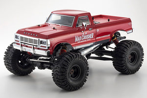 Kyosho KYO33153B   Mad Crusher GP-MT 4WD Nitro Monster Truck, Readyset