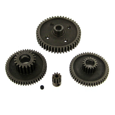 Redcat Racing RCT-H106 RS10 Steel Gear Set with 10T Pinion