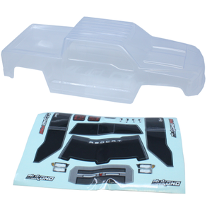 Redcat Racing H10-CL Dukono Body, Clear