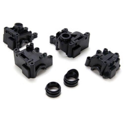 Losi LOSB3104 Front and Rear Gearbox Set 10-T