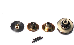 SERVO GEAR SET WITH BEARING