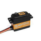 SAVOX - SAVSV1270TG   High Voltage Coreless Digital Servo 0.11sec / 486.1oz @ 7.4V