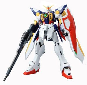 Gundam - BAN162352   Wing Gundam 1/100 MG Model Kit