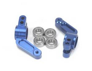 ST Racing Concepts SPTST3652B   OVERSIZED REAR HUB CARRIER (BLUE) STMPDE/RSTLER/BNDT/SLSH