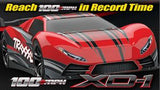Traxxas TRA64077-3   XO-1 FULLY ASSEMBLED, RTR WITH TRAXXAS STABILITY MANAGEMENT