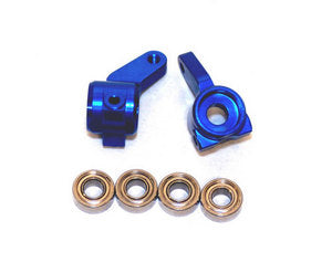 ST Racing Concepts SPTST3636B   OVERSIZED FRONT KNUCKLE (BLUE) STMPEDE/ RSTLER/ BANDIT/ SLASH