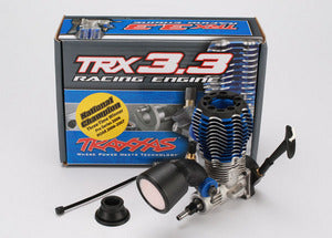 Traxxas TRA5407 TRX 3.3 Engine IPS Shaft W/ Recoil Starter