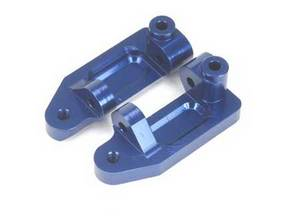 ST Racing Concepts SPTST3632B Aluminum Caster Blocks (Blue)