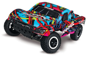 Traxxas TRA58034-1-HWN   Slash 1/10 2wd Short Course Truck w/ 2.4Ghz Radio, Battery & Charger