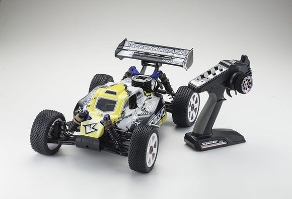 Kyosho 33003T4B Inferno NEO2.0 YELLOW GP - Race Dawg RC