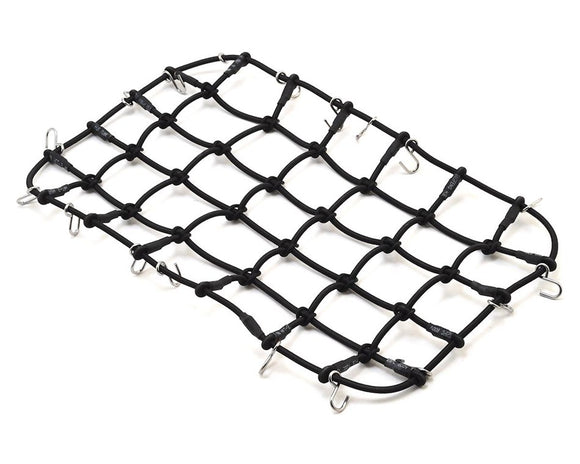 Yeah Racing YEA-TRX4-038 Traxxas TRX-4 1/10 Scale Accessory Luggage Net (Black) (250x150mm) - Race Dawg RC