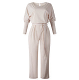 HERE WE ARE JUMPSUIT - B ANN'S BOUTIQUE