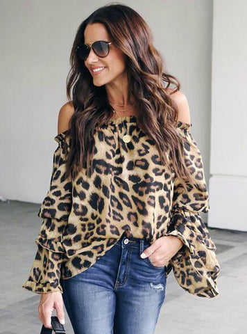 LEOPARD LOVE OFF THE TOP 2.0
