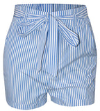 END OF THE LINE PLEATED SHORTS - B ANN'S BOUTIQUE