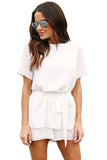 SUZIE SWEET RUFFLED ROMPER - B ANN'S BOUTIQUE