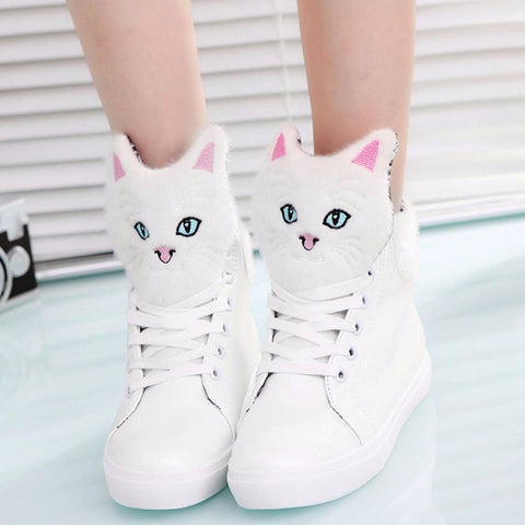 CAT SNEAKERS - B ANN'S BOUTIQUE