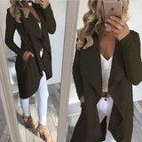 WATERFALL CARDIGAN - B ANN'S BOUTIQUE
