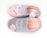 KITTY CAT SLIPPERS - B ANN'S BOUTIQUE
