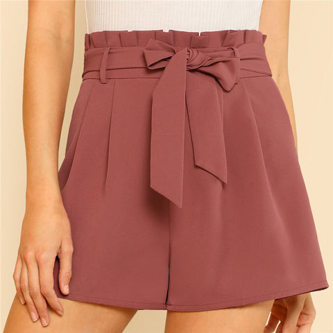 PRECIOUS PLEATED SHORTS - B ANN'S BOUTIQUE