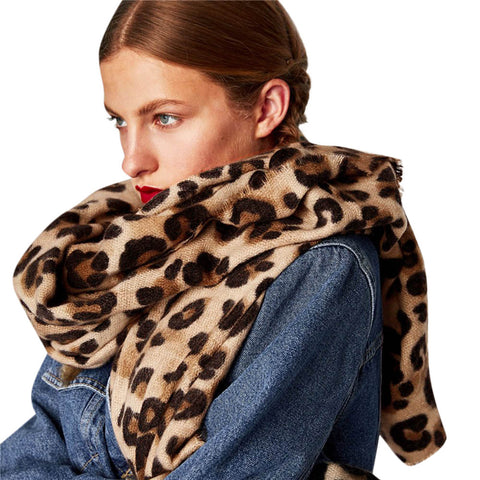 SAFARI SCARF - B ANN'S BOUTIQUE