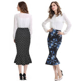 MERMAID STYLE PENCIL SKIRT - B ANN'S BOUTIQUE