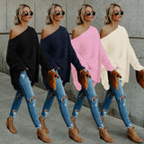 OVERSIZED LONG PULLOVER - B ANN'S BOUTIQUE