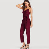 THE SIMPLY SASHA JUMPSUIT