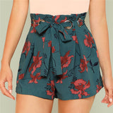 LILY SAGE SHORTS - B ANN'S BOUTIQUE