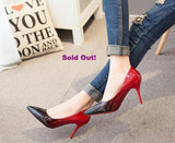 OMBRE PUMPS - B ANN'S BOUTIQUE