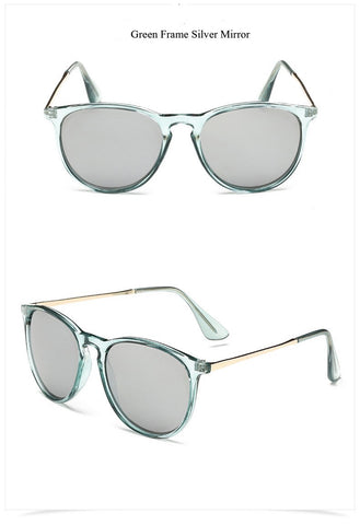CAT EYE SUNGLASSES - B ANN'S BOUTIQUE