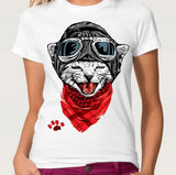 CUTE CAT T-SHIRTS - B ANN'S BOUTIQUE