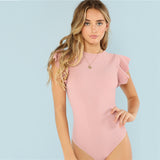 PINK LADY BODYSUIT - B ANN'S BOUTIQUE