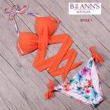 CRISSCROSS VERSATILE TWO-PIECE - B ANN'S BOUTIQUE