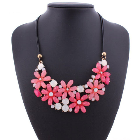 THE PERFECT BOUQUET NECKLACE - B ANN'S BOUTIQUE