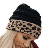 CHEETAH CHIC CAP