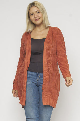 THE CARMEN CARDIGAN