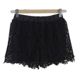 IT'S ALL ABOUT THE LACE SHORTS - B ANN'S BOUTIQUE
