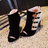 THE TWO-FACE BOOTIE - B ANN'S BOUTIQUE